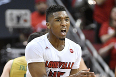 NBA Draft Prospect Donovan Mitchell Stands Out As An Elite
