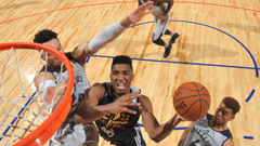 Donovan Mitchell goes yard with 37 points eight steals in
