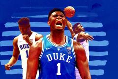 Zion Williamson s best dunks at Duke ranked