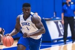 Duke basketball s Zion Williamson is the 285