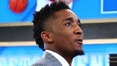 Donovan Mitchell strips drops Jayson Tatum in Celtics