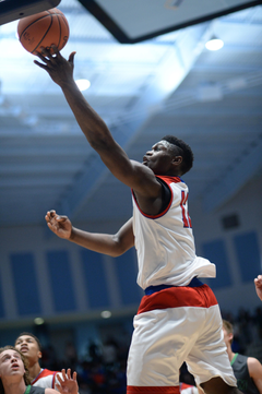 With popularity growing Zion Williamson turns in show
