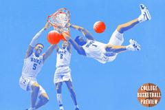 Coach K Has Transformed Duke Basketball Into a Team USA Roster