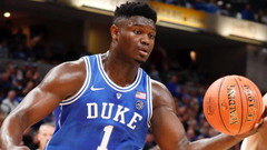 Flipboard 2019 NBA Mock Draft Duke s Zion Williamson powering his