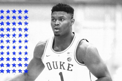 NBA mock draft 2019 Zion Williamson establishes himself as No 1 to