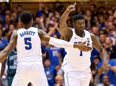 Duke Basketball Blue Devils can set an ACC record with death lineup