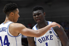 Ridiculous Upside s 2019 NBA Mock Draft Preseason Edition