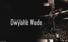 Flash Man Dwyane Wade Exclusive HD Wallpapers