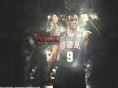 Dwyane Wade Dream Team Wallpapers