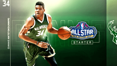 Giannis Antetokounmpo image The Greek Freak HD wallpapers and