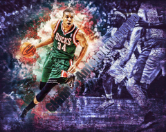 Giannis Antetokounmpo wallpapers by HPS74