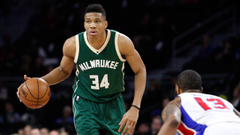 Giannis Antetokounmpo embracing new role as Bucks point guard