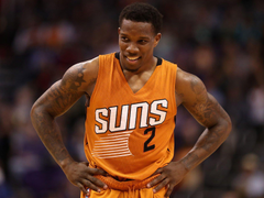 Suns star Eric Bledsoe dishes on family fast food and more