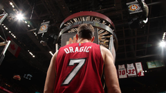 Goran Dragic missing game with massively swollen eye