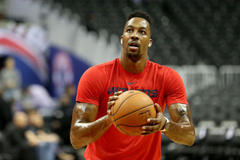 Dwight Howard to miss Wizards regular season opener