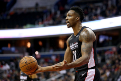 Daily Digits Dwight Howard hasn t fixed the Wizards defensive