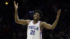 Joel Embiid is everything but an All