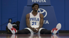 Joel Embiid cleverly disguises Donald Trump tweet to fool All