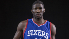 Joel Embiid suffers setback could alter Sixers draft plans