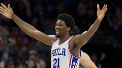 TodaySports Embiid Wants to Play Point