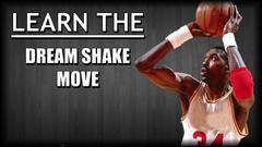 Hakeem Olajuwon Shake Move Basketball Moves