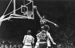 Julius Erving Offers Candid Self