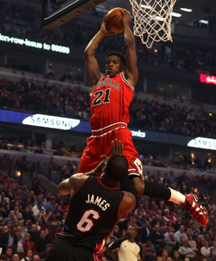Jimmy Butler Out For Preseason Finale