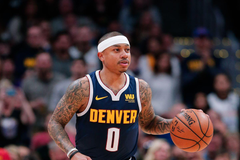Denver Nuggets Tweet of the Week Isaiah Thomas grateful for fans