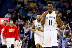 Jrue Holiday the biggest positive to emerge for the Pelicans