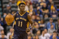 Report Jrue Holiday considering signing with Indiana Pacers