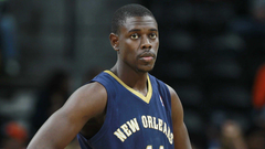 Jrue Holiday injury update Pelicans PG out indefinitely with