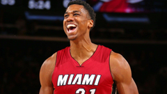 Hassan Whiteside Taking Heat to Next Level in Second Year of Call