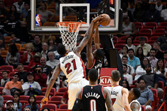 Hassan Whiteside named NBA Eastern Conference Player of the Week