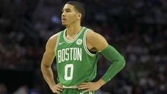 Jayson Tatum injury update Celtics rookie in walking boot with