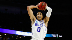 NBA Draft scouting report Jayson Tatum takes polished offensive