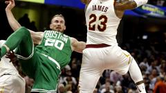 Boston Celtics Gordon Hayward had no recovery timeline expectations