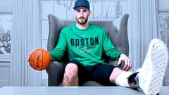 Celtics rumors Swelling in Gordon Hayward s ankle makes it