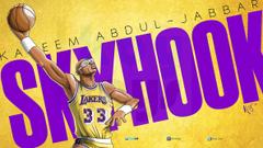 Skyhook Kareem Abdul