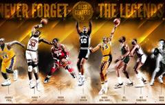 Wallpapers Sport Basketball NBA Shaquille O neal Legends Kareem
