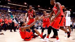 Today s game Raptors make preseason home debut