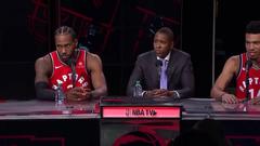 Kawhi Leonard focused on this season with Toronto Raptors