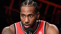 Kawhi Leonard of Toronto Raptors focused on this season not future