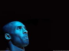 Kobe Bryant Black Backround iPhone Wallpaper Facebook Cover