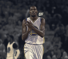 Kevin Durant Jersey Swap