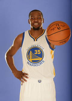 Warriors Sign Agent Forward Kevin Durant