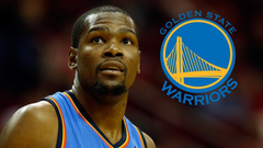 Kevin Durant Seriously Considering Signing with Golden State