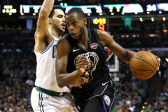 Celtics defense will live and die with Khris Middleton