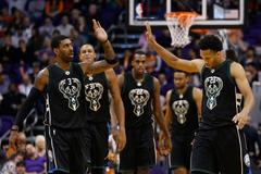 NBA Rookie Week Rashad Vaughn could eventually flourish alongside