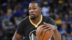 NBA Playoffs 2017 Warriors resting Kevin Durant for Game 3