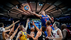 Knicks Wallpaper Lying on hospital bed waiting for surgery and
